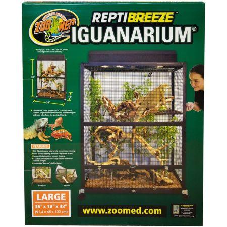 Zoo Med ReptiBreeze IguanArium Habitat