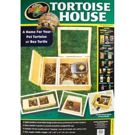 Zoo Med Tortoise House
