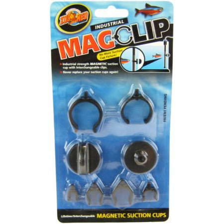 Zoo Med Zoo Med Aquatic MagClip Magnet Suction Cups