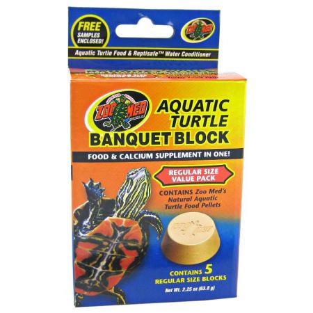 Zoo Med Aquatic Turtle Banquet Block alternate view 2