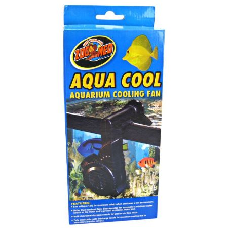 Zoo Med Zoo Med Aquatic Aqua Cool Aquarium Cooling Fan