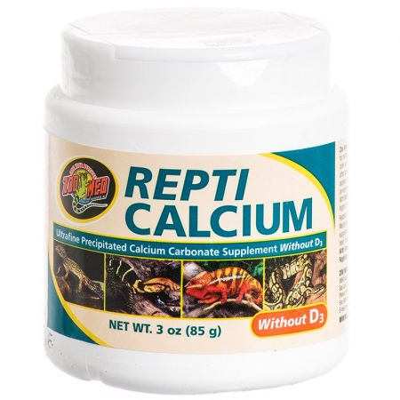 Zoo Med Zoo Med Repti Calcium Without D3