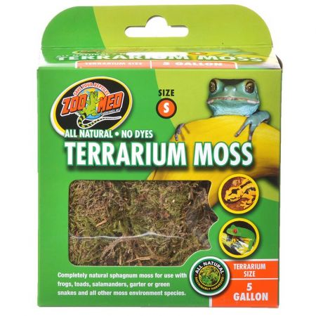 Zoo Med Zoo Med All Natural Terrarium Moss