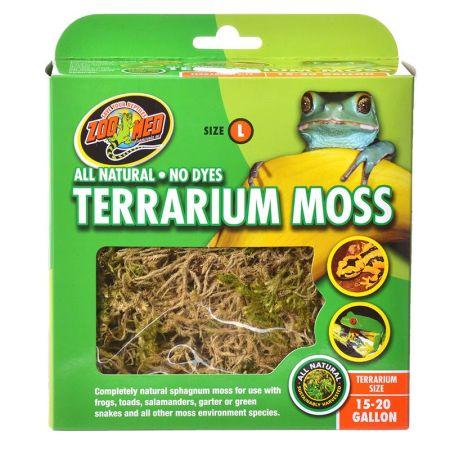 Zoo Med All Natural Terrarium Moss alternate view 3