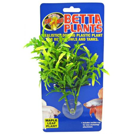 Zoo Med Aquatic Betta Plants - Maple Leaf Plant alternate view 1