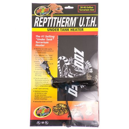 Zoo Med Zoo Med Repti Therm Under Tank Reptile Heater