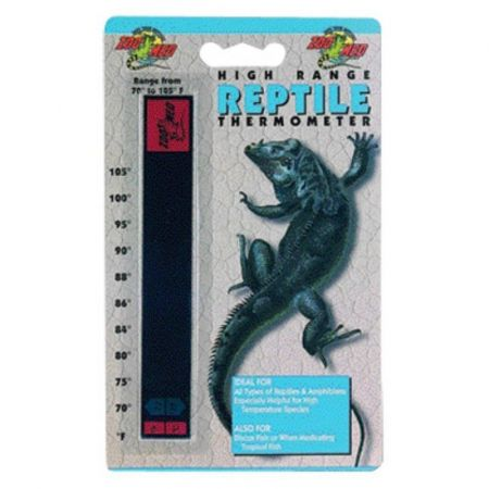 Zoo Med Zoo Med High Range Reptile Thermometer