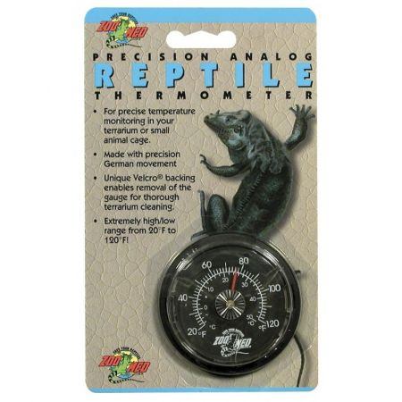Zoo Med Zoo Med Precision Analog Reptile Thermometer