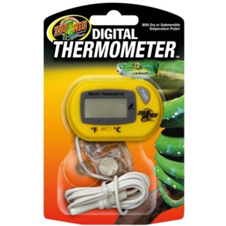 Zoo Med Zoo Med Digital Terrarium Thermometer