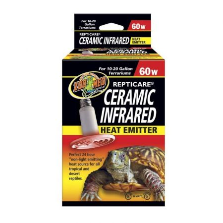 Zoo Med Zoo Med ReptiCare Ceramic Infrared Heat Emitter