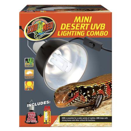 Zoo Med Zoo Med Mini Desert UVB Lighting Combo
