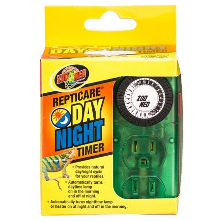 Zoo Med Zoo Med ReptiCare Day & Night Timer