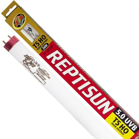 Zoo Med Zoo Med ReptiSun T5 HO 5.0 UVB Replacement Bulb