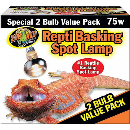 Zoo Med Repti Basking Spot Lamp Replacement Bulb alternate view 5