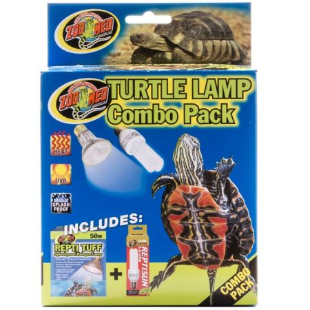 Zoo Med Zoo Med Turtle Lamp Combo Pack