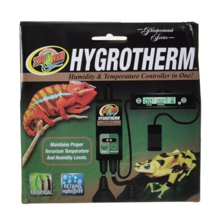 Zoo Med Zoo Med Hygrotherm - Humidity & Temperature Controller