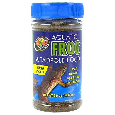 Zoo Med Zoo Med Aquatic Frog & Tadpole Food
