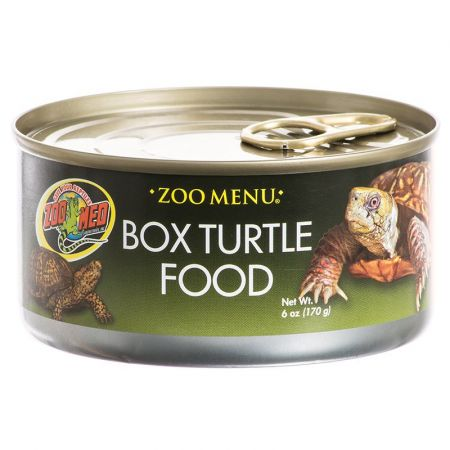 Zoo Med Zoo Med Box Turtle Food - Canned