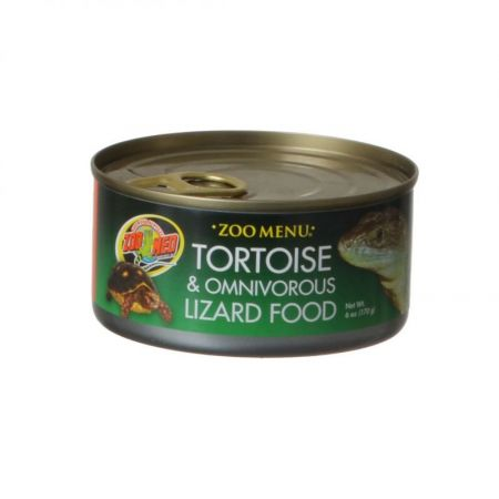 Zoo Med Zoo Med Land Tortoise & Omnivorous Lizard Food - Canned