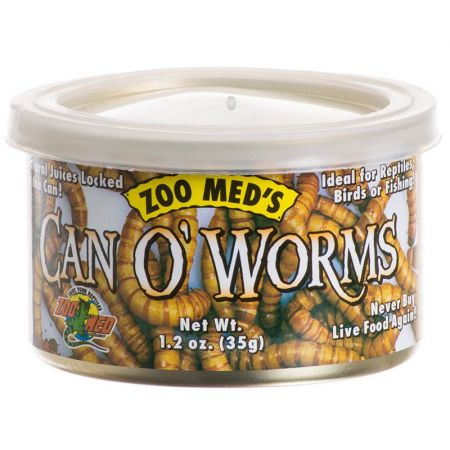 Zoo Med Zoo Med Can O' Worms