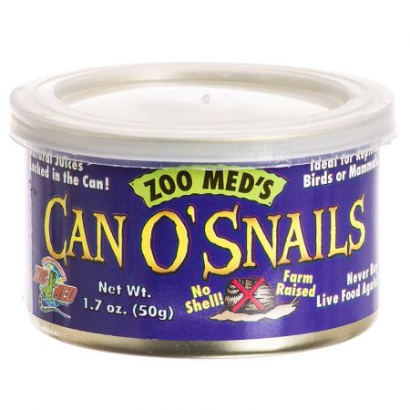 Zoo Med Zoo Med Can O' Snails