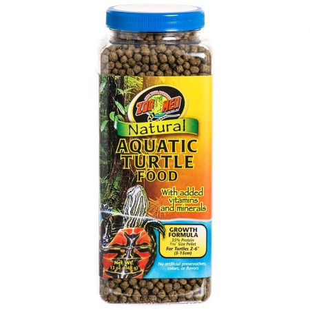 Zoo Med Zoo Med Natural Aquatic Turtle Food (Pellets)