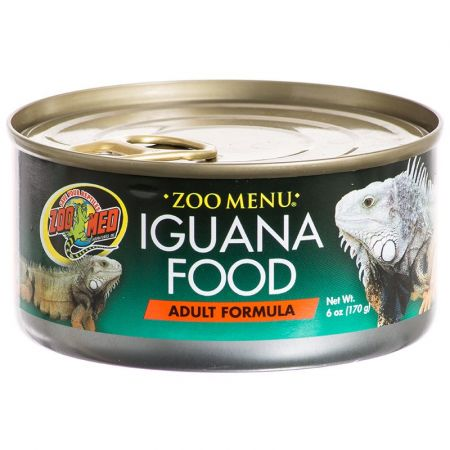 Zoo Med Zoo Med Adult Formula Iguana Food - Canned