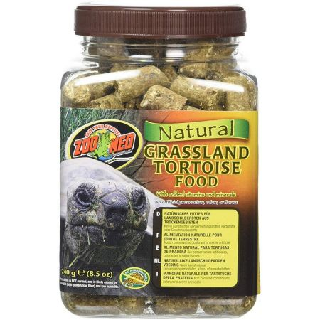 Zoo Med Zoo Med Natural Grassland Tortoise Food