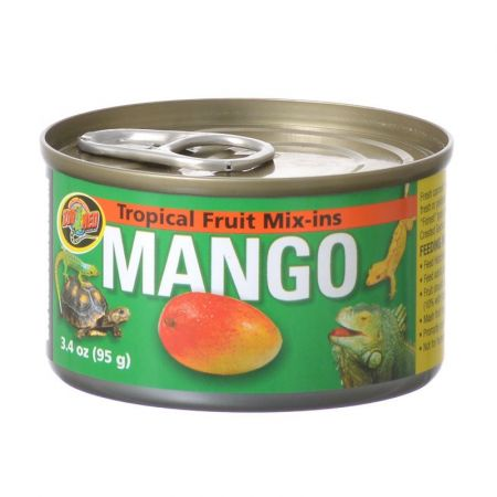 Zoo Med Zoo Med Tropical Fruit Mix-ins Mango Reptile Treat