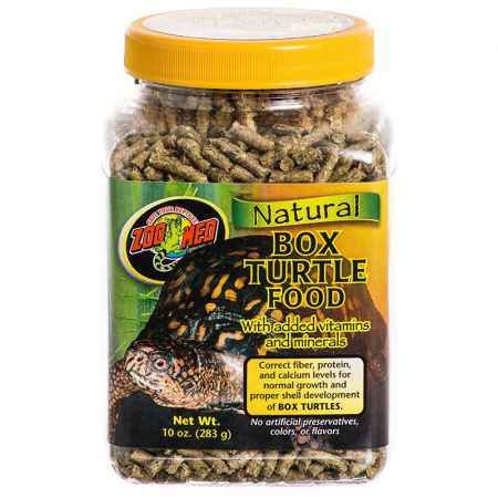 Zoo Med Zoo Med Natural Box Turtle Food - Pellets