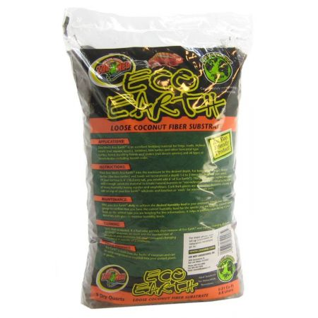 Zoo Med Zoo Med Eco Earth Loose Coconut Fiber Substrate