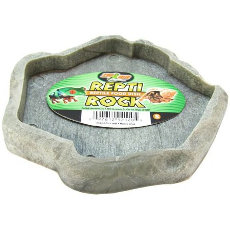 Zoo Med Repti Rock - Reptile Food Dish