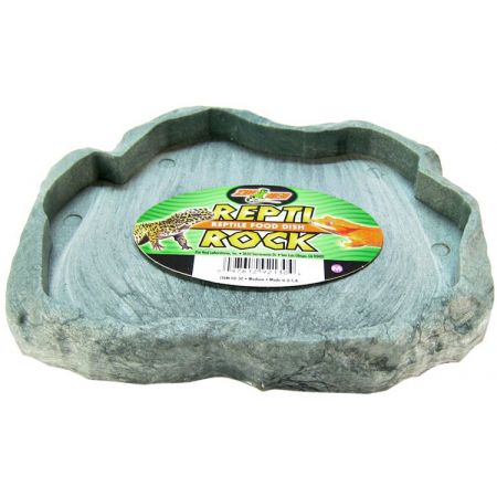 Zoo Med Repti Rock - Reptile Food Dish alternate view 2