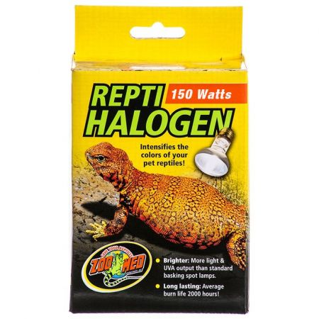 Zoo Med Repti Halogen Heat Lamp - UVA alternate view 2