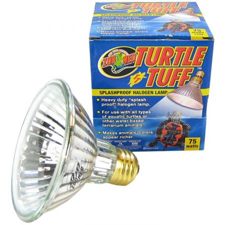 Zoo Med Turtle Tuff Splashproof Halogen Lamp alternate view 2