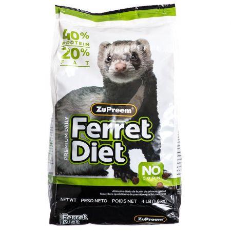 ZuPreem ZuPreem Premium Ferret Diet
