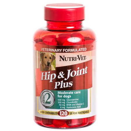 Nutri-Vet Nutri-Vet Level 2 Hip & Joint Chewables