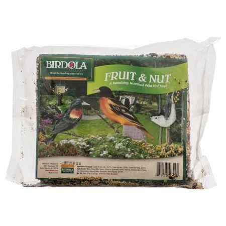 Birdola Birdola Fruit & Nut Seed Cake