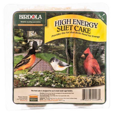 Birdola Birdola High Energy Suet Cake