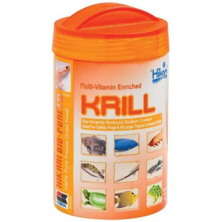 Hikari hikari freeze dried krill fish food foods freeze dried for Hikari fish food