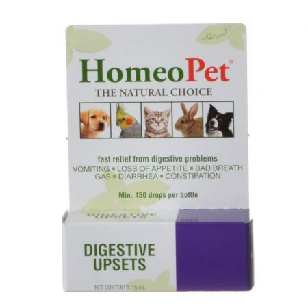 Homeopet HomeoPet Digestive Upsets - Dogs & Cats