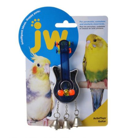 JW Pet JW Insight Guitar - Bird Toy