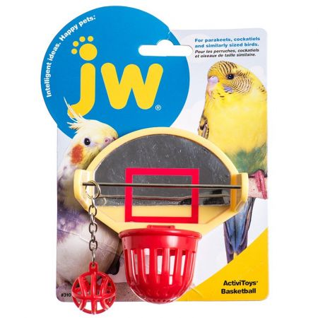 JW Pet JW Insight Basketball - Bird Toy
