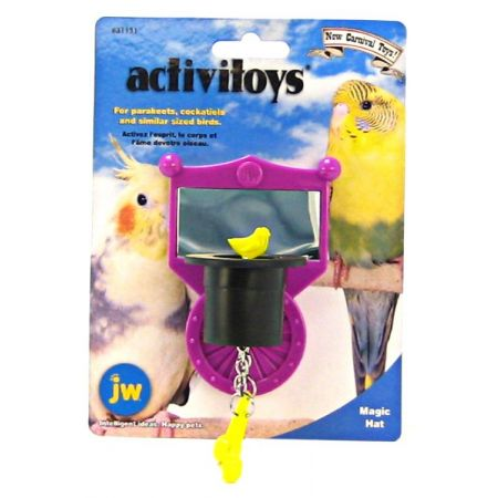 JW Pet JW Insight Magic Hat - Bird Toy