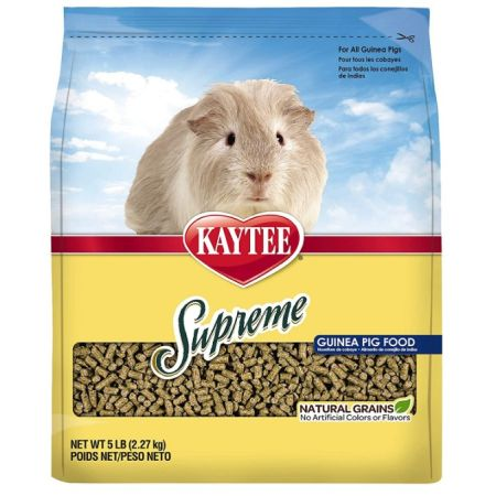 Kaytee Supreme Guinea Pig Fortified Daily Diet alternate view 1