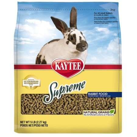 Kaytee Supreme Rabbit Fortified Daily Diet alternate view 1
