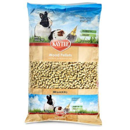 Kaytee Kaytee Wood Pellets - Bird & Small Animal Bedding & Litter