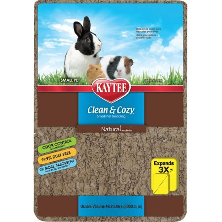 Kaytee Kaytee Clean & Cozy Small Pet Bedding - Natural
