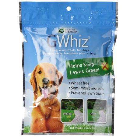 Earth's Balance Earth's Balance G-Whiz Lawn Saver Dog Treats