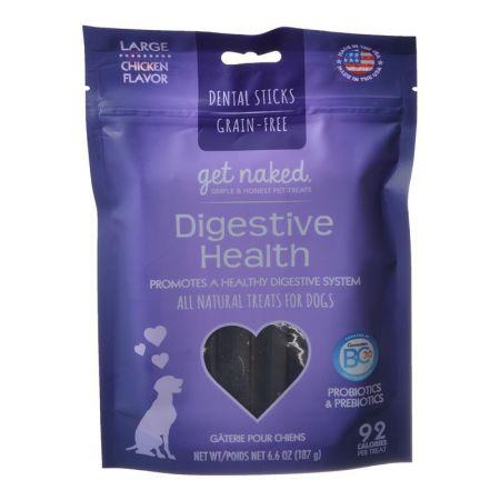 Get Naked Get Naked Digestive Health Dental Dog Chews